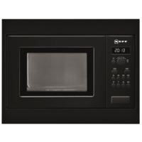 Neff H53W50S3GB 800W 17L Built-in Microwave Oven For A 50cm Wide Cabinet Black
