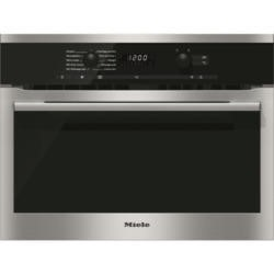 miele h6100bmclst easycontrol 1000w multifunction built in combi microwave oven cleansteel. Black Bedroom Furniture Sets. Home Design Ideas