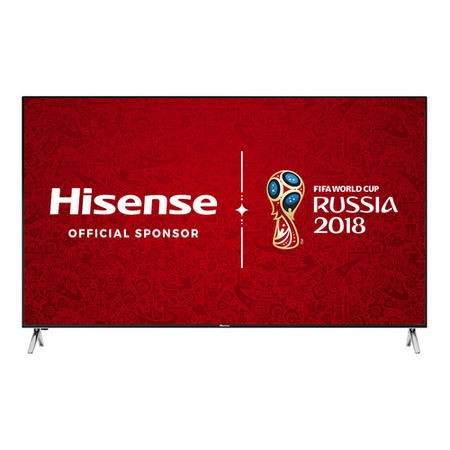Hisense 75 Inch Smart 4K Ultra HD LED Smart 3D TV with Freeview HD 4xHDMI