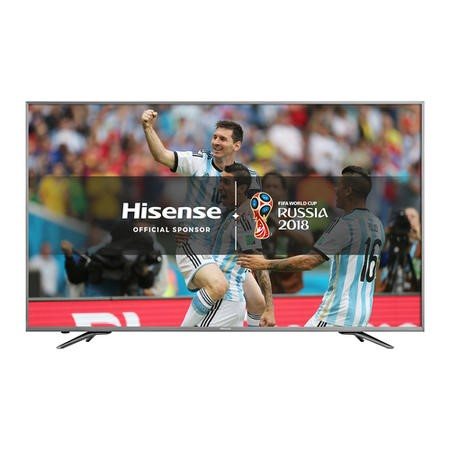 "Hisense H75N6800 75"" 4K Ultra HD HDR ULED Smart TV with Freeview Play"