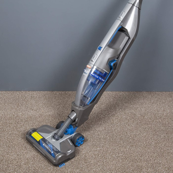vax h85ac21bb air cordless switch extra upright vacuum. Black Bedroom Furniture Sets. Home Design Ideas