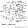 SIEMENS HB43AB550B iQ300 Multifunction Electric Built In
