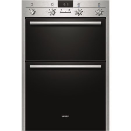SIEMENS HB43MB520B iQ100 Electric Built In Double Oven  in Stainless steel