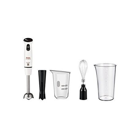 Tefal HB864140 White Collection Infiny Force Hand Blender