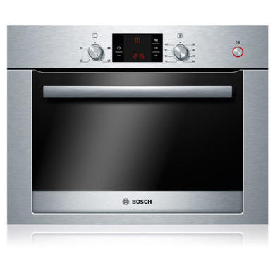 Bosch Hbc24d553b Exxcel Compact Steam Oven In Stainless