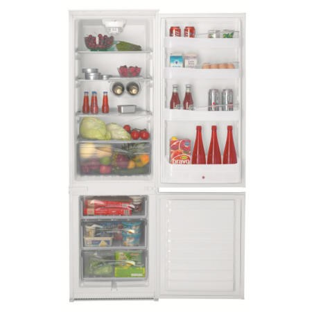 Hoover HBCP3150K 70-30 Integrated Fridge Freezer