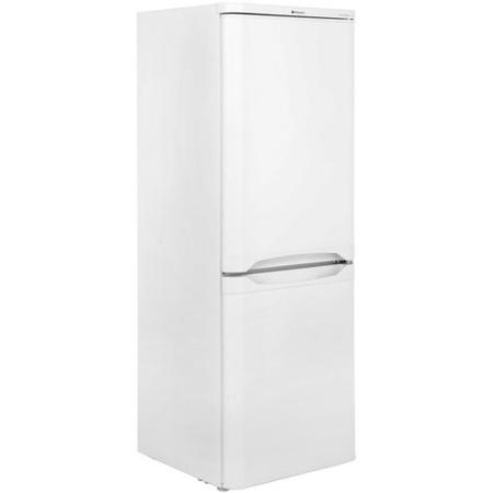 HOTPOINT HBD5515W 206 Litre Freestanding Fridge Freezer 60/40 Split 55cm Wide - White