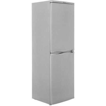 Hotpoint HBD5517S  234L 50/50 Split  Freestanding Fridge Freezer - Silver