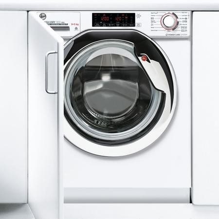 Hoover HBDOS695TAMCE-80 H WASH&DRY 300 9kg Wash 5kg Dry 1600rpm Integrated Washer Dryer