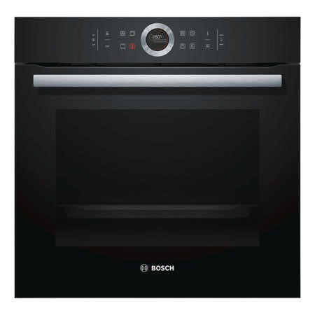 Bosch HBG674BB1B 71 Litre Multifunction Electric Built-in Single Oven Black