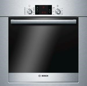 Bosch HBG73R550B Exxcel Stainless Steel Electric Built-in/under Single Oven