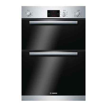 Bosch Hbm13b150b Classixx Electric Built In Double Oven In