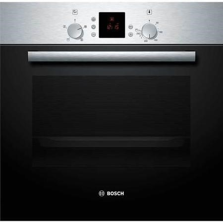 Bosch HBN331E7B 4 Function Electric Built-in Single Oven With Catalytic Liners Stainless Steel