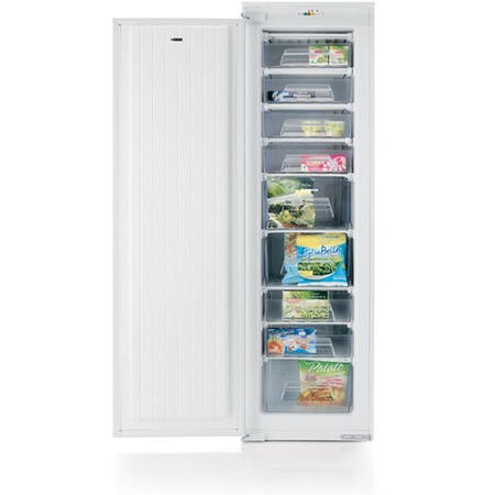 Hoover HBOU172UK Tall Integrated Freezer - White