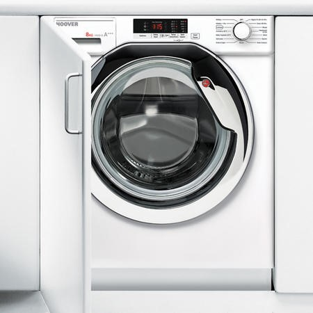 Hoover HBWM814SAC-80 8kg 1400 Spin Integrated Washing Machine