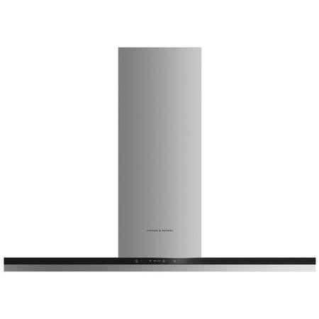 Fisher & Paykel HC120BCXB2 50002 120cm Chimney Hood Stainless Steel