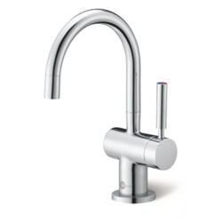 ISE HC3300C Single Lever Chrome Steaming Hot and Cold Water Tap