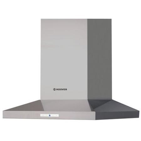 Hoover HCT6700X Traditional 60cm Chimney Cooker Hood Stainless Steel