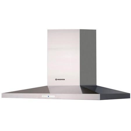 Hoover HCT9700X Traditional 90cm Chimney Cooker Hood Stainless Steel