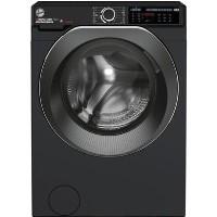 Hoover HD496AMBCB1-80 H-WASH 9+6 Freestanding Washer Dryer - Black