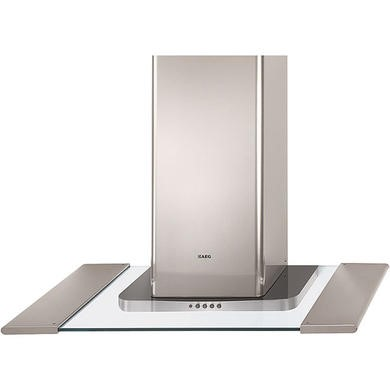 HD6470-M AEG HD6470-M Extendable Canopy 60-80cm Chimney Cooker Hood Stainless Steel