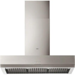 AEG HD8510-M Professional 100cm Chimney Cooker Hood Stainless Steel