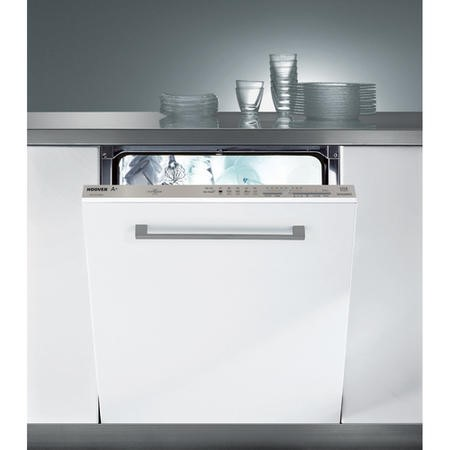 hoover HDI1LO38S-80/T 13 Place Fully Integrated Dishwasher