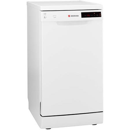 Hoover HDP2D1049W 10 Place Slimline Freestanding Dishwasher - White