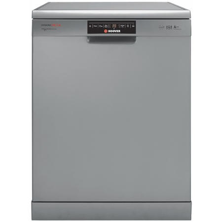 Hoover HDP2T62FX Vision One 15 Place Freestanding Dishwasher - Stainless Steel