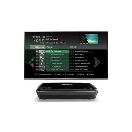 Humax HDR-1100S 1TB Smart Freesat HD TV Recorder with Built-in Wi-Fi