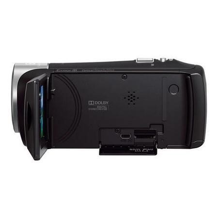 Sony HDR-CX405 Black Camcorder Kit inc 16GB MicroSDHC Class 10 Card & Case