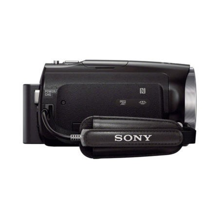 Sony HDR-PJ620 Camcorder Black FHD Projector - MicroSD
