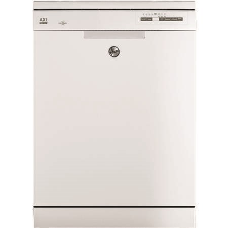 Hoover HDYN1L390OW 13 Place Freestanding Dishwasher With One Touch - White