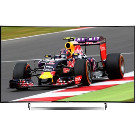Hisense HE65KEC710UCWTS 65 Inch Smart 4K Ultra HD curved LED TV