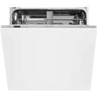 HOTPOINT HEIC3C26C Ecotech 14 Place Fully Integrated Dishwasher Best Price, Cheapest Prices