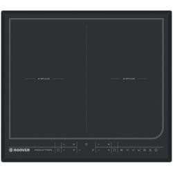 Hoover HESD4 59cm Touch Control Flex Induction Hob - Black