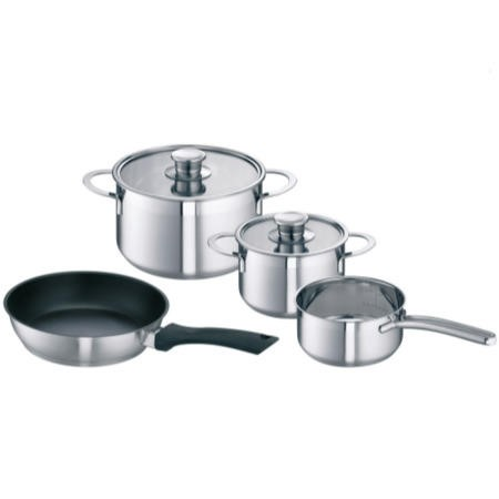 Bosch HEZ390042 4 Piece Pan Set  Induction Hobs