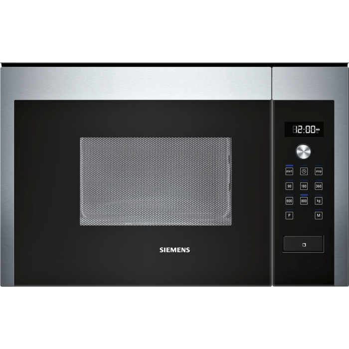 Siemens Hf15m564b Iq500 800w 20l Built In Microwave Oven For A 60cm