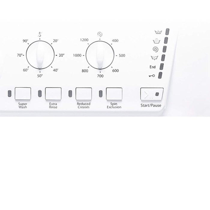 Hotpoint HFEL501P First Edition White 5kg 1000rpm