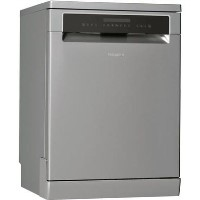 Hotpoint HFP4O22WGCX Extra Efficient 14 Place Freestanding Dishwasher - Stainless Steel Best Price, Cheapest Prices