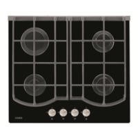 AEG HG653430NB Four Burner 60cm Gas Hob Black