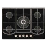 AEG HG753430NB Five Burner 74cm Gas Hob Black