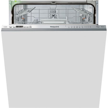 Hotpoint HIO3T1239E 14 Place Fully Integrated Dishwasher with Quick Wash - Stainless Steel