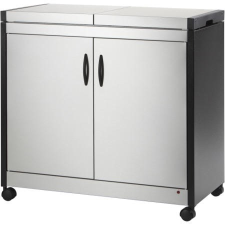 Connoisseur Hostess HL6232BS Trolley - Brushed Steel