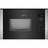Neff HLAWD53N0B N50 900W 25L Compact Height Built-in Microwave Oven For A 60cm Wide Cabinet - Stainless Steel