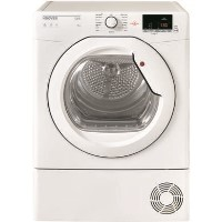 Hoover HLC8DCG Link 8kg Freestanding Condenser Tumble Dryer - White