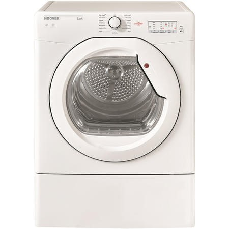 Hoover HLV10LG-80 10kg Freestanding Vented Tumble Dryer - White