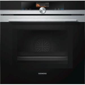 Siemens HM656GNS1B Multifunction Built-in Single Oven With 900W Microwave Stainless Steel