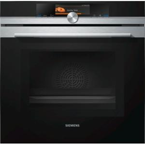 Siemens HM678G4S6B Multifunction Single Oven With Microwave And Pyrolytic Cleaning Stainless Steel