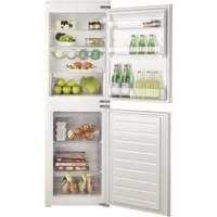 Hotpoint HMCB50501AA 50-50 Sliding Rail Integrated Fridge Freezer